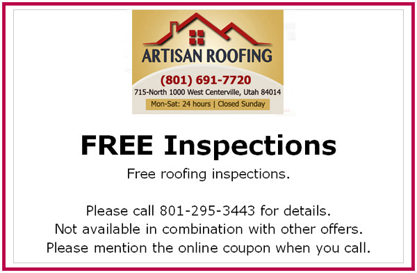 FREE Inspections. Free roofing inspections.